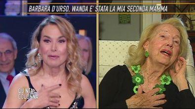 Barbara D'Urso: la canzone di Natale