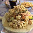 FRITTURA DI PESCE ristorante lisa