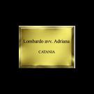 Lombardo Avv. Adriana