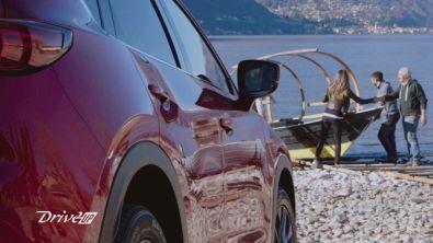 Mazda CX-5, fuga dalla città