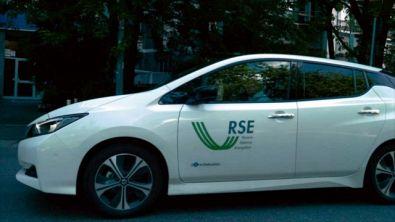 La nuova Nissan Leaf 3.Zero