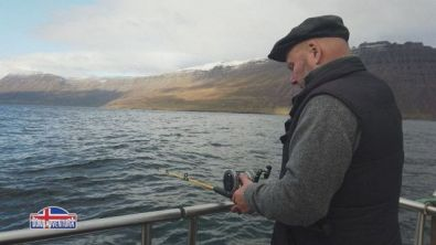 A pesca in Islanda