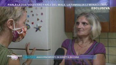 Omicidio Maria Paola Gaglione, parla la zia del fidanzato Ciro