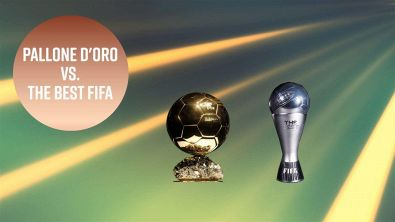 Pallone d'Oro e The Best FIFA: le 5 differenze