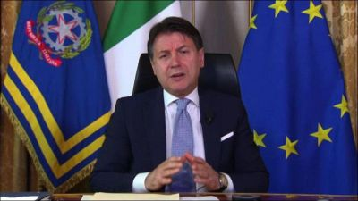 Ue, Conte: fake news che Italia in ritardo su Recovery plan