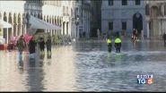 La ripresa di Venezia