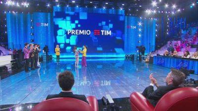 Giulia vince il Premio Tim