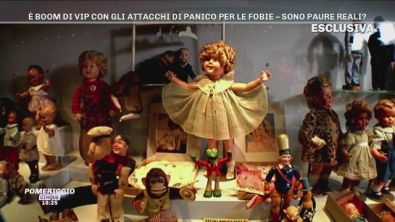 Paure e fobie degli italiani