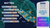 Tg Meteo Regionale Lazio