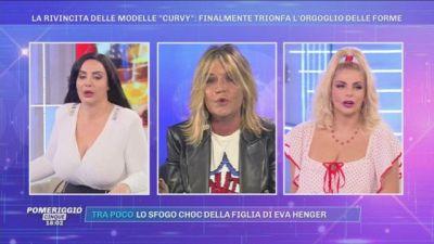 Patrizia Groppelli: ''Curvy? È un modo per stare in tv...''
