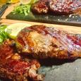Ristorante Merlo Rosso carne alla griglia