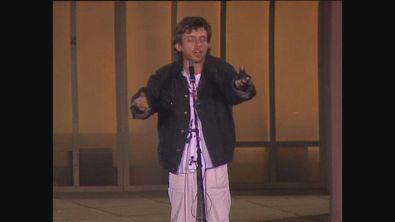 Il monologo di Paolo Rossi a Cabaret per una notte 1987