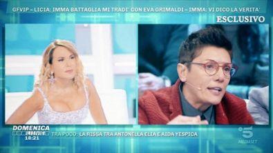 Le dichiarazioni di Imma Battaglia a Domenica Live