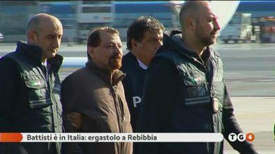 Battisti è in Italia