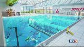 Una piscina unica al mondo