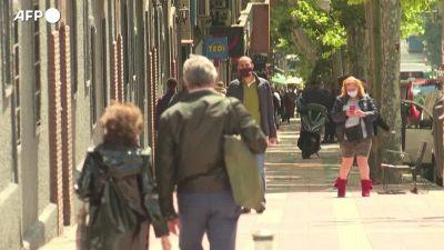 Madrid, la citta' si prepara alle elezioni regionali