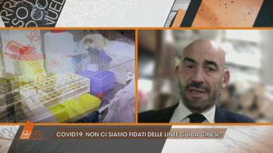 Coronavirus, parla Bassetti