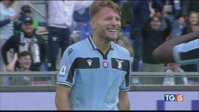 Tris della Juve ma che Lazio!