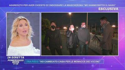 Covid-19, Napoli: aggredito per aver chiesto di indossare la mascherina