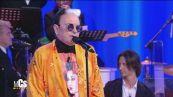 Malgioglio canta ''Malo''
