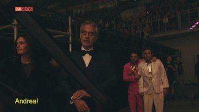 Andrea Bocelli sotto attacco