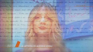 La lettera di Alessia Logli