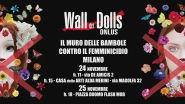 Jo Squillo: Wall of Dolls Onlus