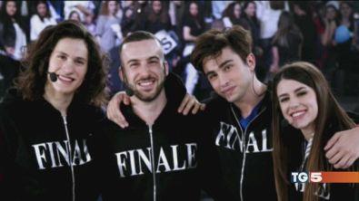 """Emozioni ad """"Amici"""" stasera gran finale"""