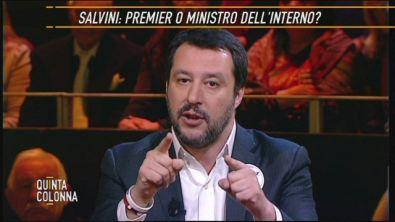 L'intervista: Matteo Salvini