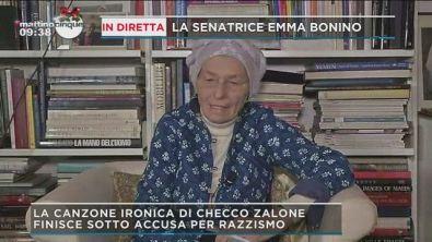 Parla Emma Bonino