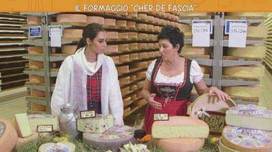 """Il formaggio """"Cher de fascia"""""""