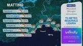 Tg Meteo Regionale Liguria
