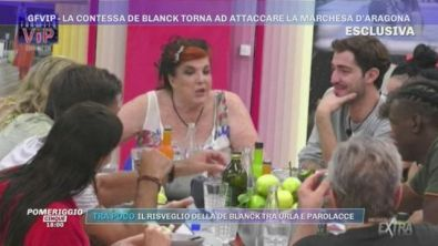 GFVIP - Patrizia De Blanck esagerata?