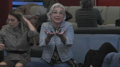 """Lucia Bramieri: """"Non ho voglia di sprecare fiato"""""""