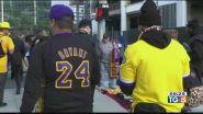 A Los Angeles il popolo del basket riunito