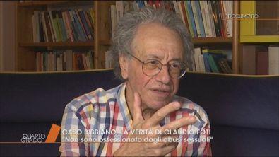 Claudio Foti si difende
