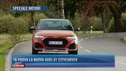 In prova la nuova Audi A1 Citycarver