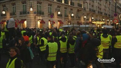 Continuano le proteste in Francia