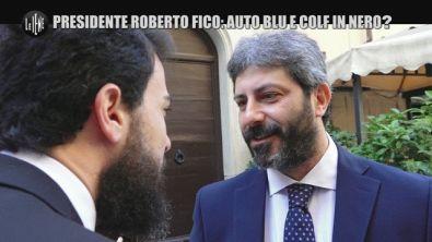 MONTELEONE: Una colf in nero per il Presidente Roberto Fico?