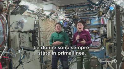 Missione spaziale in rosa