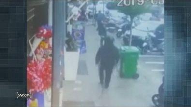 Il video shock dell'agguato a Napoli
