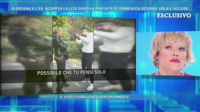 La lite tra Floriana Secondi e Daniele Pompili