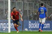 Nations League Italia-Spagna 1-2