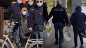 A 77 anni le rubano la bici: il gesto dei poliziotti eroi