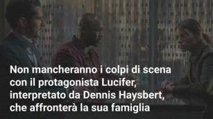 Lucifer: tutto sui nuovi episodi a maggio su Netflix