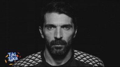 Buffon, riecco la Champions