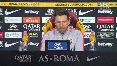 """Di Francesco: """"Lasciamo tranquillo Zaniolo"""""""