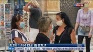 Breaking News delle 18.00 | Altri 1494 casi in Italia