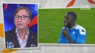 """Napoli, Vieri: """"Io sto con i giocatori"""""""