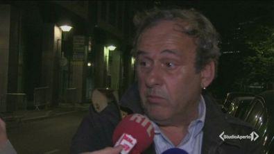 """Platini: """"tanto rumore per nulla"""""""